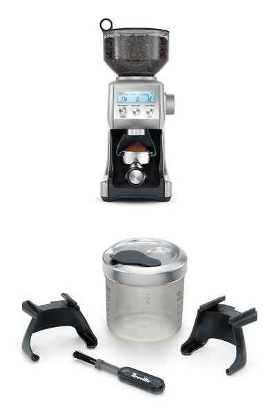 Details About Breville Smart Grinder Pro Coffee Bean Grinder Bcg820bssxl New Coffee Bean Grinder Coffee Grinder Coffee