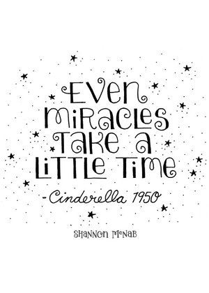 Disney Quotes Project — Shannon McNab