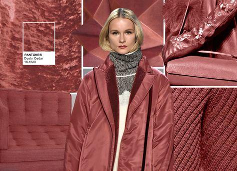Fall Fashion Color Report 2016 - Grace & Beauty