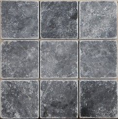 Mosaique Pierre Naturelle Marbre King Blue Beige 30x30 Cm Carreau 10x10 Cm Brico Depot Carrelage Galet Carrelage Stratifie Carreaux Mosaique