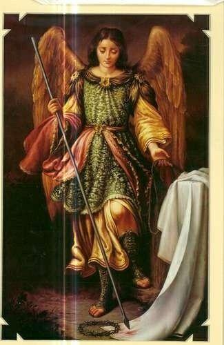 San Rafael Arcangel Prtector De Los Viajeros Y Los Esposos San