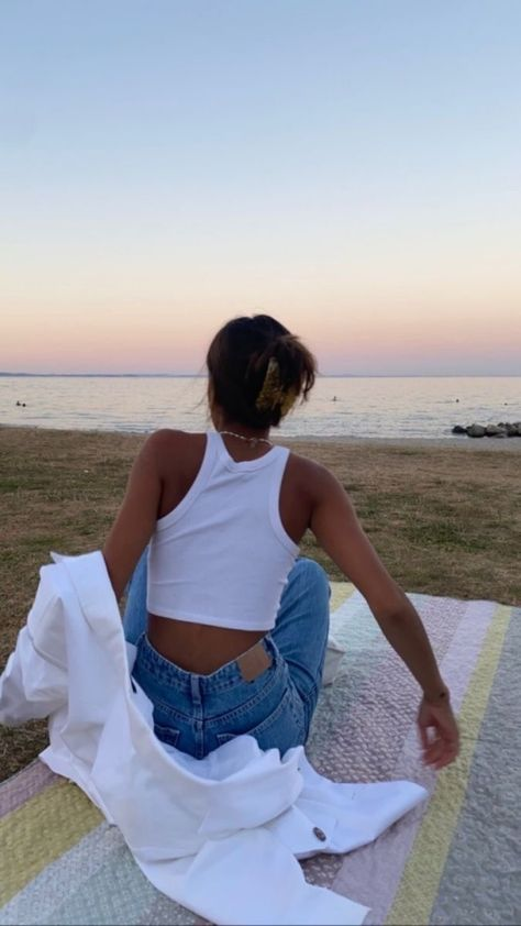 Kily Jenner, Surfergirl Style, Summer Outfits, Cute Outfits, Beautiful Outfits, Girl Outfits, Casual Outfits, Foto Casual, Insta Photo Ideas