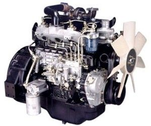 BEST ISUZU A-4BG1, A-6BG1 INDUSTRIAL DIESEL ENGINE MODELS SERVICE
