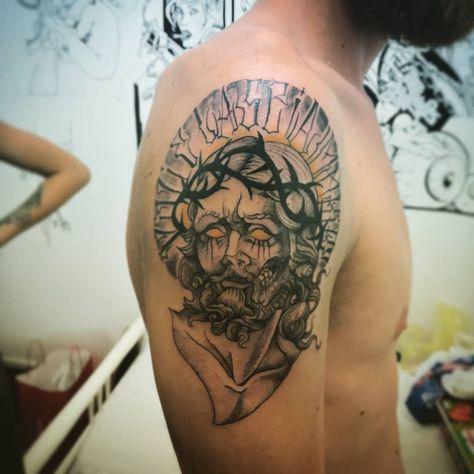 Vivi e lascia morire #tattoo #whipshade #neotraditionaltattoo