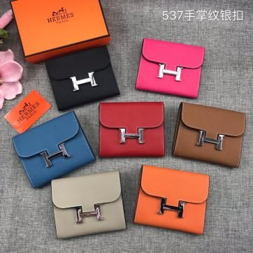 best service 4d203 444a1 エルメス HERMES ミニ ウォレット 二つ折り コンパクト ...