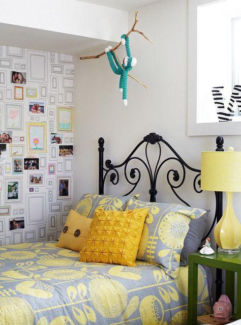 Chambre Ado Fille En 65 Idees De Decoration En Couleurs