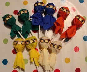Mein Sohn Ist Totaler Fan Der Serie Ninjago Von Lego. Also Wünschte Er Sich  Seinen