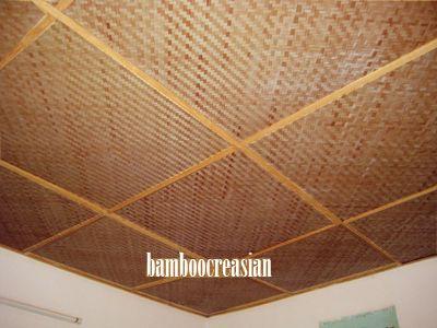 Bamboo Wall Covering Bamboo Matting For Interior Walls Ceiling And Tiki Bar Bamboo Wall Covering Bamboo Wall Bamboo Ceiling