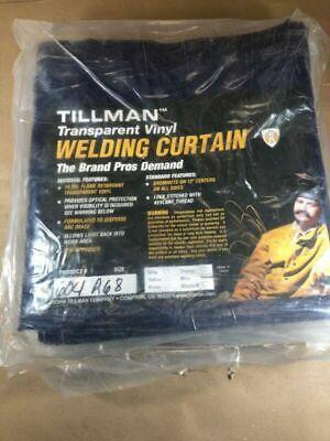 Sponsored Ebay Tillman 604r68 6 X 8 1 Panel Transparent Blue
