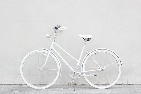 Perfect summer bicycle.