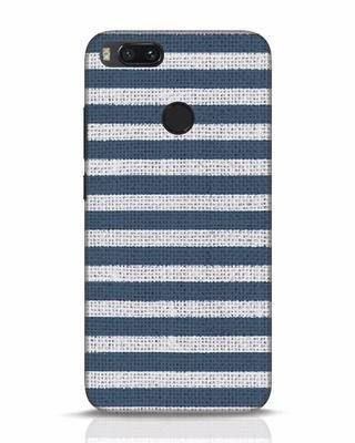 the best attitude 1e653 78086 Nautical Stripes Xiaomi Mi A1 Mobile Cover-Front Bewakoof | phone ...