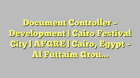 Bank credit analyst - World Vest Base (WVB) jobrat_egypt Pinterest - document controller