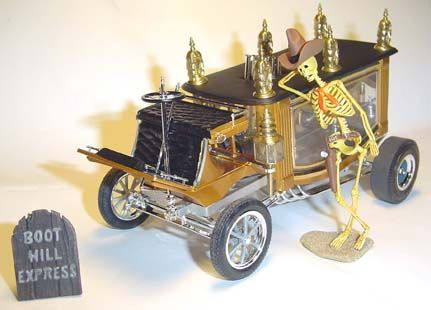 Photos Of Tom Daniels Beer Wagon Paddy Wagon Model Cars