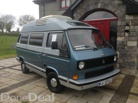 ba99b13d59 VW T25 Dehler Profi 2+2 For Sale in Roscommon on DoneDeal - €8500 ...