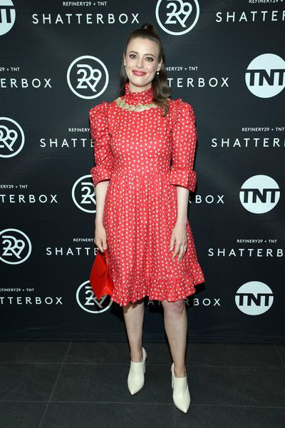 Gillian Jacobs celebrates Shatterbox with Refinery 29 and TNT during 2018 Toronto International Film Festival.