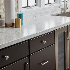 Vt Dimensions Formica 8 Ft Carrara Bianco Straight Laminate Kitchen Countertop Lowes Com In 2020 Laminate Kitchen Kitchen Countertops Laminate Kitchen Countertops