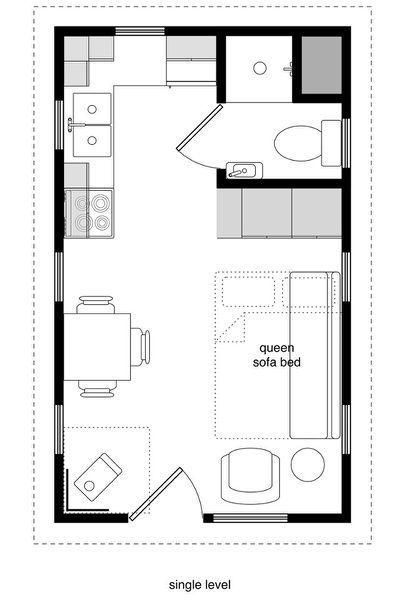 12x24 Floor Plans Contemporary Cabin Floor Plans Studio Apartment Floor Plans Nyc Studio Apartment Decorating Cabin Floor Plans House Plans Cottage Floor Plans