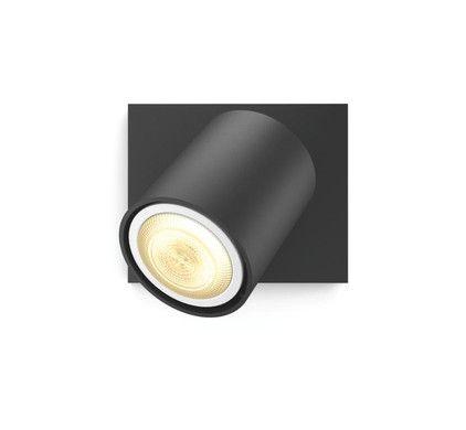 Philips Hue Runner Spot Zwart Coolblue Voor 23 59u Morgen In Huis Zwart Lampen Verlichting