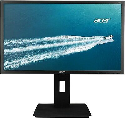 Details About 23 8 Acer B246hyl Fullhd 1080p Vga Dvi Dp Led Ips