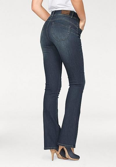 Arizona Bootcut Jeans »Shaping« bei | Bootcut jeans