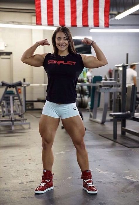 Fit Planet (With images)   Muscular women, Fitness models