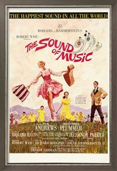 Art Print: The Sound of Music : 24x16in