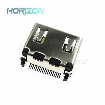 5//10PCS HDMI Female SMD SMT 19Pins Steckdose Soldering Connectors 4Legs