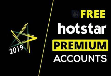 Free Premium Hotstar Accounts & Passwords 2019 – Hotstar Account