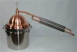 Ultimate Stovetop Still Copper Pot Stills For Sale Distillery Equipment To Make Whiskey Copper Pot Still Pot Still Whiskey Still