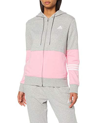 Trainingsanzug · grau · Damen » adidas® | INTERSPORT