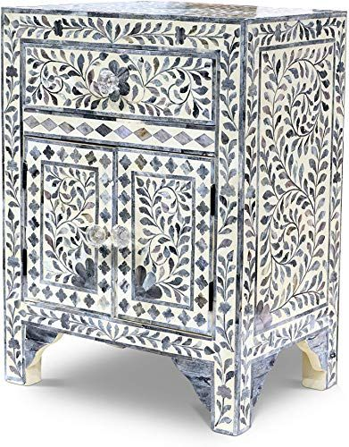 Amazing Offer On Greyson Living Firoz Bone Inlay Accent Cabinet