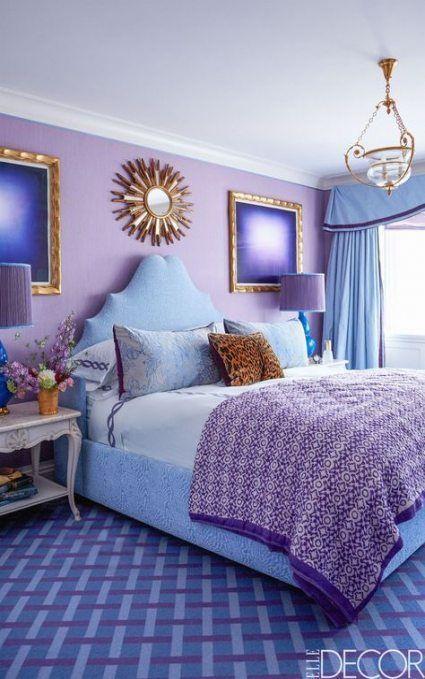 Bedroom Ideas Blue Purple 39 Ideas Blue Bedroom Decor Bedroom