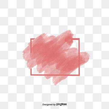 Creative Elements Of Brick Red Watercolor Brush Border Frame Creative Watercolor Brush Png Transparent Clipart Image And Psd File For Free Download Watercolor Brushes Watercolor Watercolor Border
