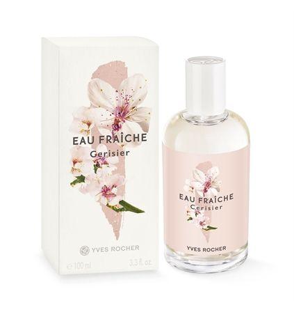 Cherry Blossom Eau Fraiche Yves Rocher Cherry Blossom Fragrance Rollerball Perfume