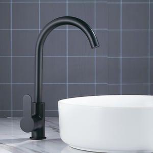 Badkamer Kraan Zwart.Moderne Wastafel Kranen Zwarte Sink Mengkranen Keuken Badkamer