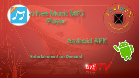 Best Streaming TV Online - Free Music MP3 Player Apk For Android