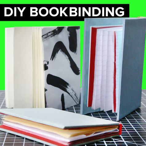 Make Your Own Hardcover Books With This Easy DIY