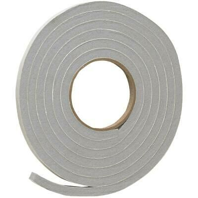 Do It 1 2 W X 3 8 T X 10 L Gray Foam Weatherstrip Tape V445hdi 1 Each Ebay In 2020 Weather Stripping Outdoor Extension Cord Foam