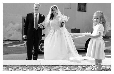 #Matrimonio: L'ingresso della #sposa in Chiesa http://www.nozzemag.it/matrimonio-lingresso-della-sposa-chiesa/ #nozze #galateo
