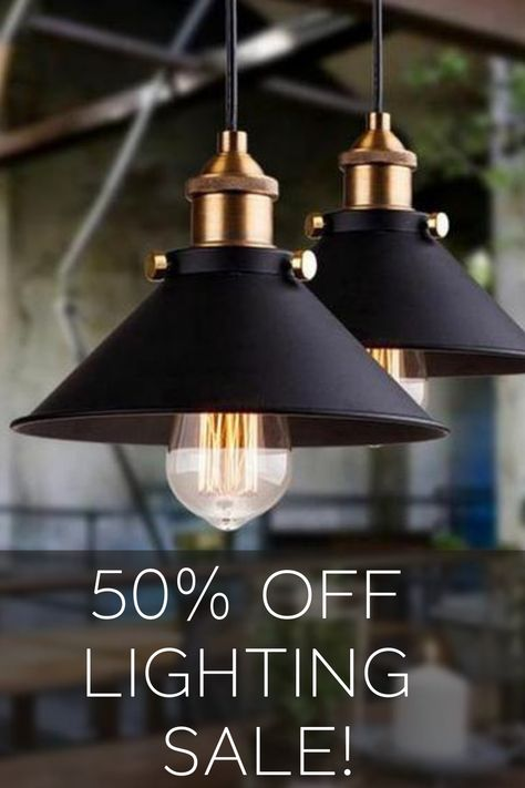 Industrial Light Fixtures, Home Lighting, House Design, Modern Hanging Lamp, Industrial Kitchen Lighting, Lights, Modern, Modern Industrial, Industrial Lighting