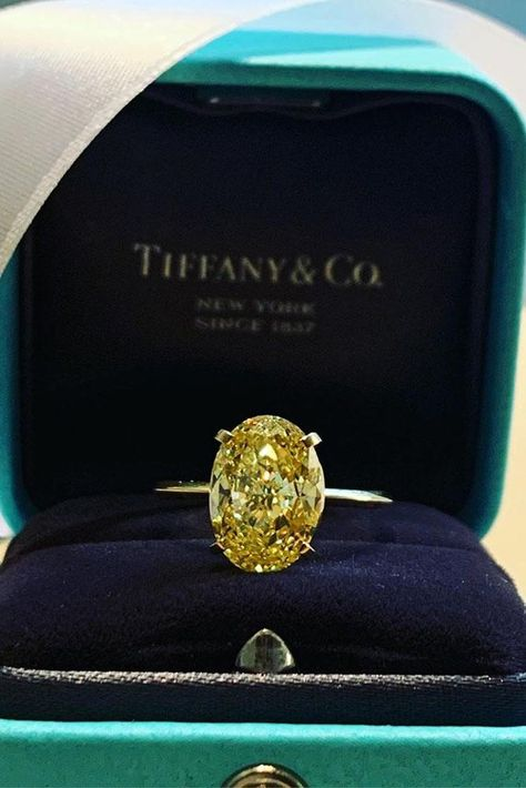 : Sapphire Ring Gold Pear Shape Natural Sapphire with Pear Shape Diamond Ring Tear Drop Sapphire Promise Ring September Birthstone Fine Jewelry Ideas 24 Tiffany Engagement Rings That Will Totally Inspire You ? Tiffany engagement rings are Yellow Diamond Engagement Ring, Yellow Diamond Rings, Perfect Engagement Ring, Vintage Engagement Rings, Yellow Diamonds, Citrine Engagement Rings, Cartier Engagement Rings, Tiffany Ring Engagement, Emerald Diamond