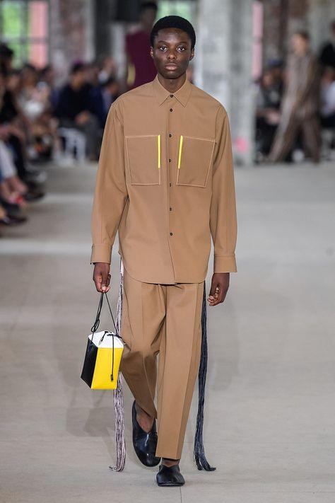 Jil Sander Spring 2020 Menswear Collection - Vogue