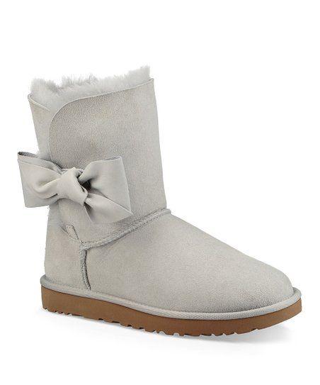 ae43ae0fcd6 UGG® Gray Violet Daelynn Suede Boot - Women   zulily   Wish List ...