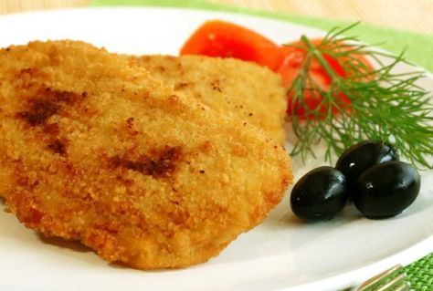 Turkey Schnitzel.