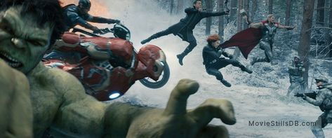 The Avengers: Age of Ultron (2015) - Movie stills and photos
