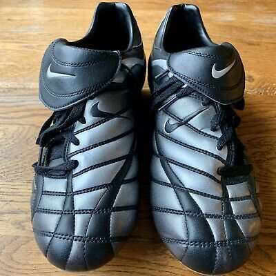 Advertisement Ebay Nike Air Zoom Total 90 Fg Intertract Soccer Cleats Vintage 2002 Rare Men Size 10 In 2020 Nike Air Zoom Cleats Soccer Cleats