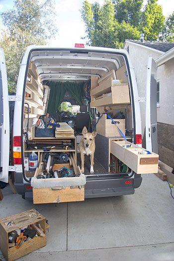 Gary Katz Online Van Storage Trailer Storage Work Truck Storage