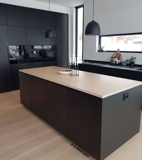 Nice 48 Elegant Contemporary Kitchen Design Ideas. #
