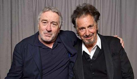 De Niro Y Al Pacino Reflexionan Sobre El Irlandes La Nueva