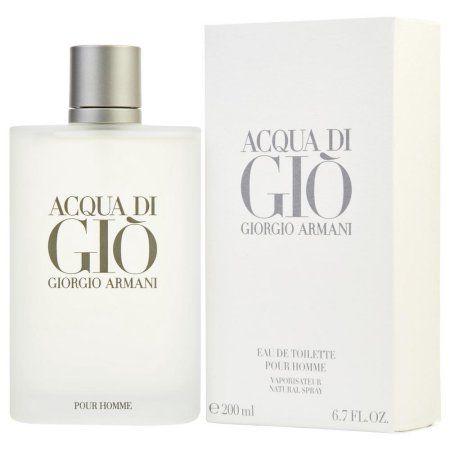 Giorgio Armani Acqua Di Gio For Men Eau De Toilette Spray 67 Oz